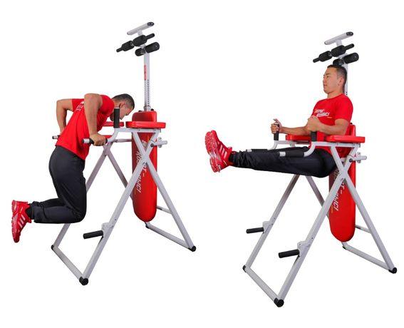 Инверсионный стол 5в1 для лечения болезней спины