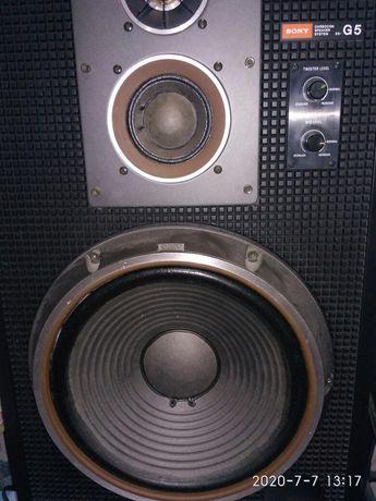 SONY G5,  знаменитая акустика из Японии,в Алматы