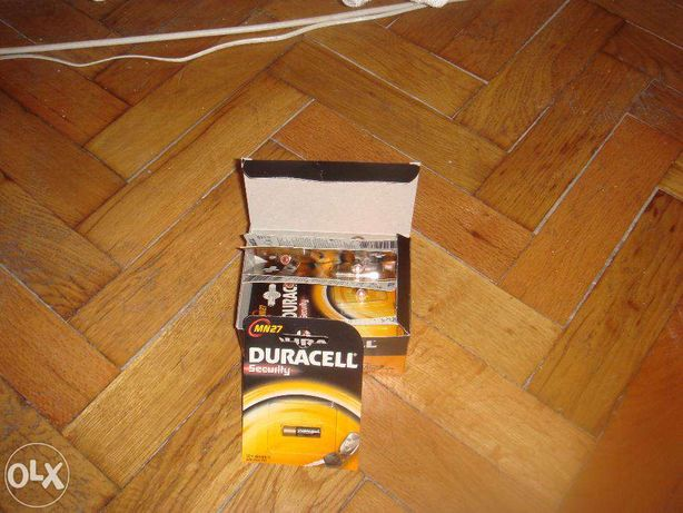 baterii Duracell MN 27 pentru telecomenzi