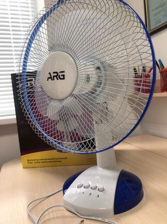Продам новый настольный вентилятор