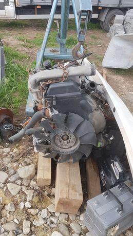 Motor clasic 35c11. Iveco 35c13motor 2.8