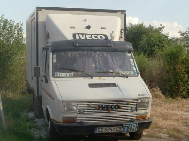 Iveco daily 1988