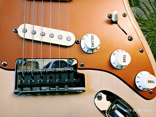 Fender American deluxe Stratocaster 2007 г. США