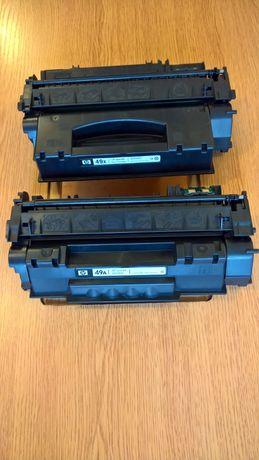 Hewlett Packard Тонер касети HP 49A и HP 49Х