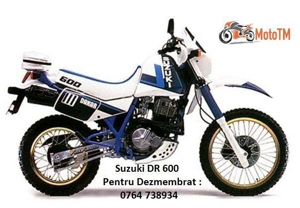 Dezmembrez Suzuki Dr600