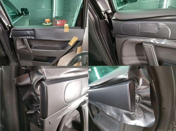 Обновяване и промяна визията на автомобилен интериор