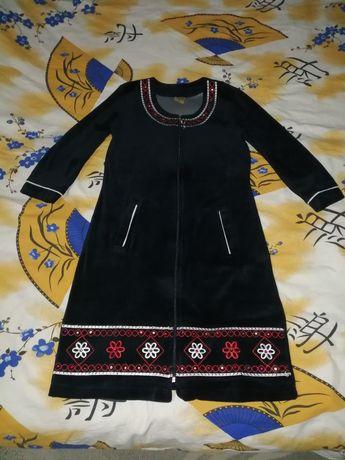 Продам новый велюровый халат
