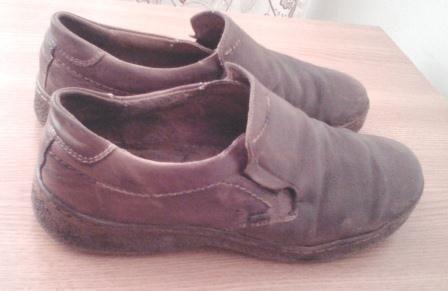 Pantofi piele mărimea 40
