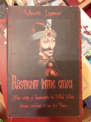 Rastignit intre cruci de Vasile Lupasc