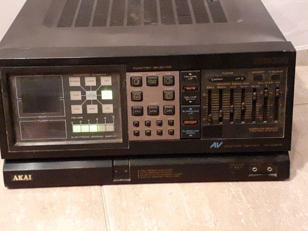 Amplificator vintage Akai AV M313