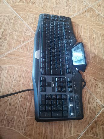 Tastatura gaming Logitech g19