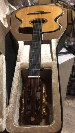 Продам Yamaha ntx1200r  Гитару полуклассика с подключением к усилителю