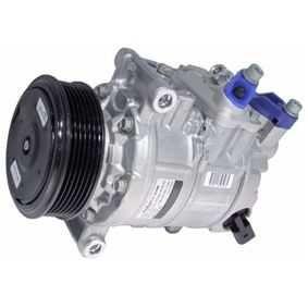 Compresor clima NOU Audi A4 B6/B7/B8 A6 C6 2.0 TDI