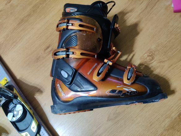 Rossignol ску обувки