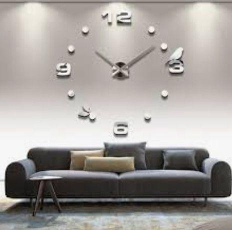 3D Настенные часы 3Д часы
