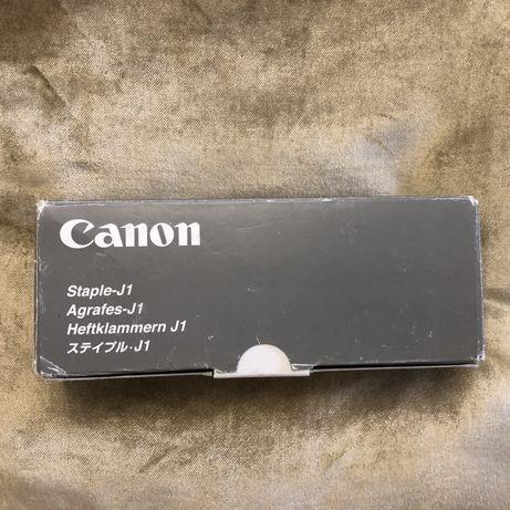 Скобы для Canon ( Staples-J1 )