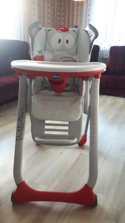 Бебешки стол за хранене Чико Polly 2v1