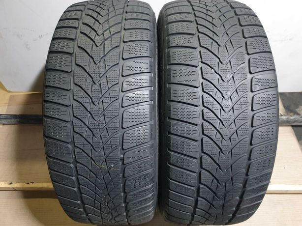 Anvelope Second Hand Dunlop Iarna-225/55 R17 97H,in stoc R18/19/20