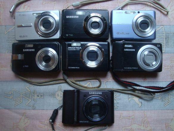 ЛОТ цифрови, дигитални фотоапарати, цифров, евтин фотоапарат
