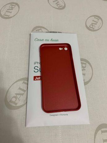Husa Iphone 7 si 8 Slim ( produs nou ) POZE REALE