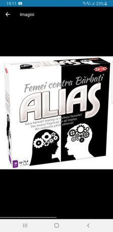 Alias Barbati contra femei