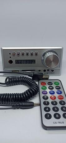 Mp3 плеър 5V модул за вграждане SOTAMIA 2x3W USB/FM/AUX/EQ tone/Sd
