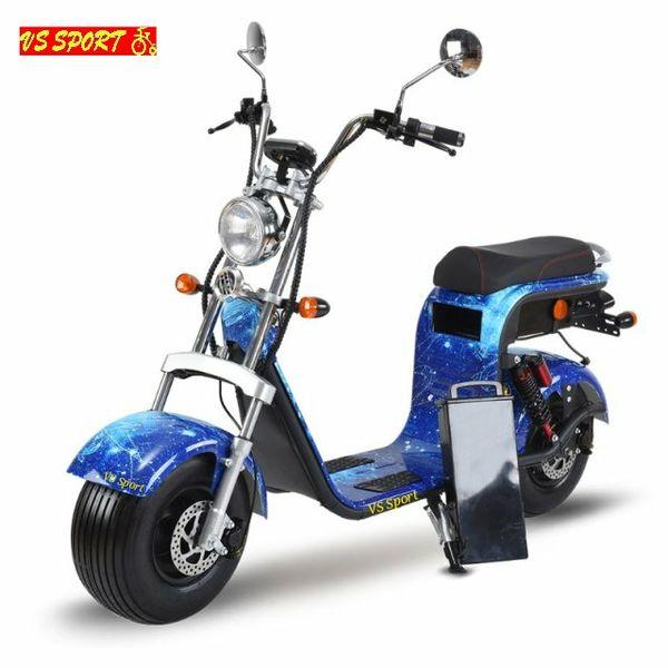 Citycoco scooter • VS 800 • Харли скутер • ВС Спорт гр. Бургас - image 1