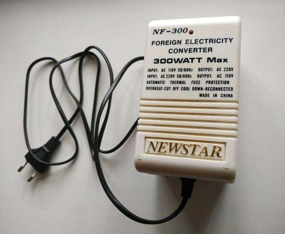Трансформатор NF-300 Newstar конвертер электричества