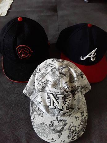 Нови, оригинални шапки с права козирка
