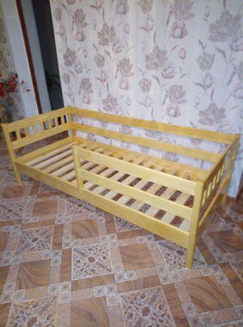 детская одноярусная кровать