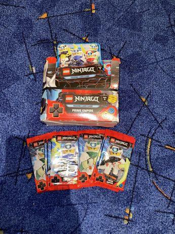 Cartonase Lego Ninjago seria 3