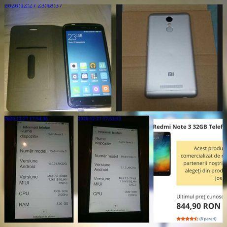 Telefon Xiaomi Redmi Note 3 32GB 3GB RAM dual SIM Octa-Core 4050mAh