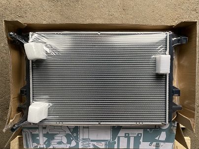 Радиатор охлаждения AUDI A3/Q2, SKODA Octavia/Kodiaq, VW Golf/Passat