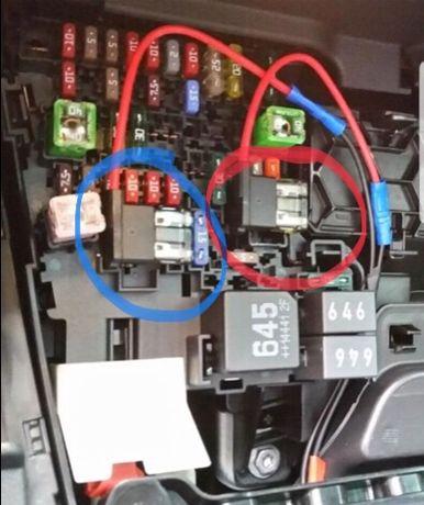 spliter siguranta auto 12V spliter siguranta 12V adaptor siguranta aut