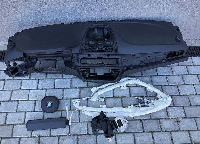 BMW G30 G31 plansa bord airbag volan m pasager cortina stanga dreapta
