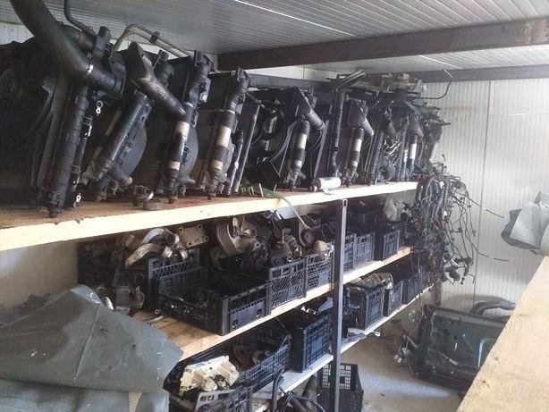 Radiator apa, ac, motorina, aier land rover freelander 1.8 si TD4