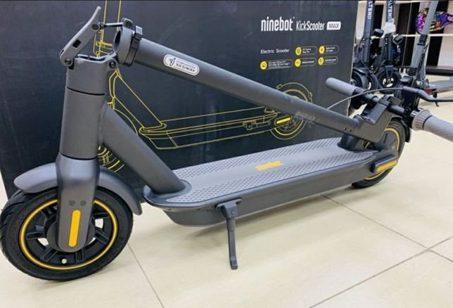 Электросамокат Ninebot Max G30 оригинал.