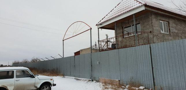 Производственная база в пригороде г. Рудный