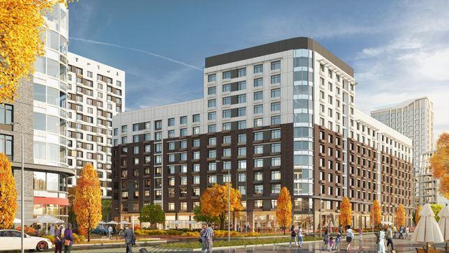 Продается 2 комнатная квартира в ЖК Grand Turan 45.69 м²