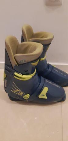 Ски и обувки