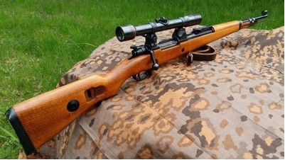 Pusca Vanatoare/Sniper-Manuala ARC Airsoft Puternica