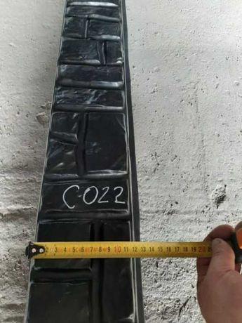 ABS форми за бетонни огради и стълбове