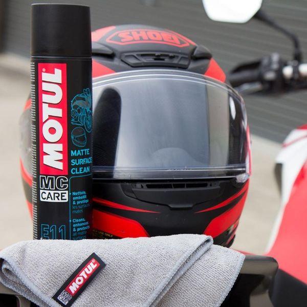 Мото спрей за почистване на матови покрития MOTUL мотор мотокрос ATV гр. София - image 1