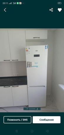 Продам новый холодильник беко,