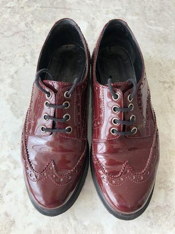 Оксфорды, туфли