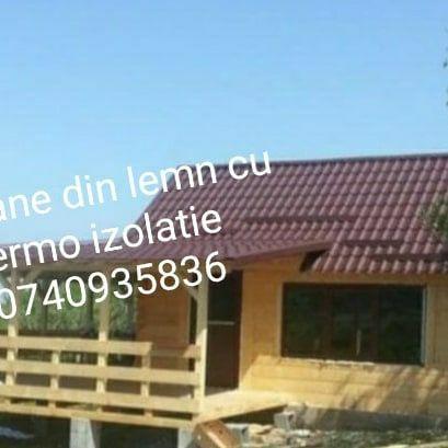 Facem case de lemn si din panouri de care doriți dumneavoastră