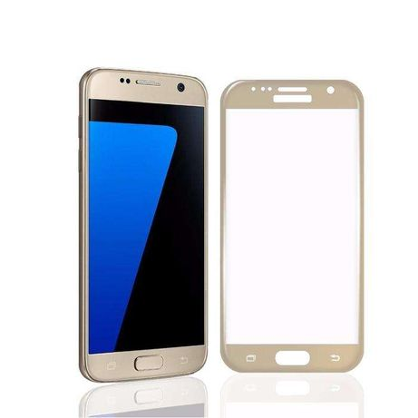 Folie sticla full screen Samsung S6 Edge / S7 Edge Montaj Gratuit