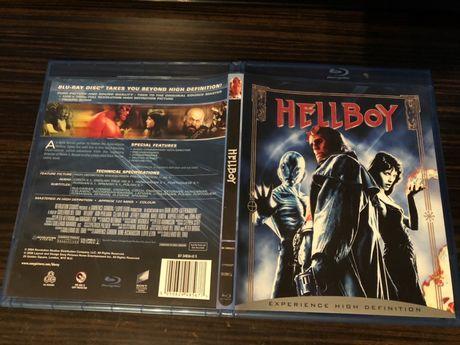 Hellboy [Blu-Ray] fără titrare in limba romana