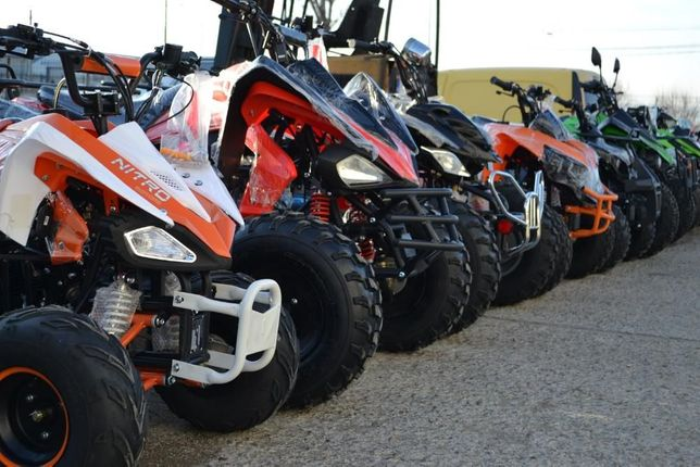 ATV-uri Scutere Motociclete import GERMANIA!