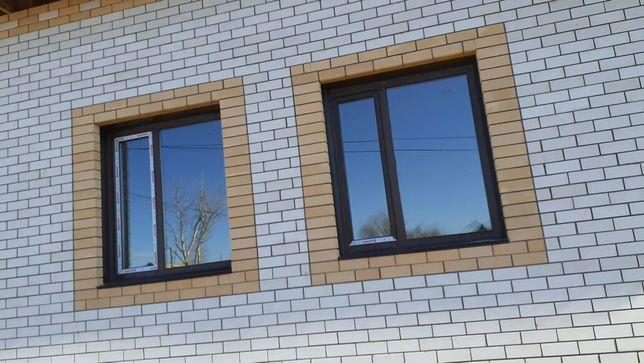 Пластиковые окна, балконы, лоджии, двери, перегородки, входная группа